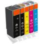 Canon-pixma-Compatible-inkt-cartridges-CLI-571-PGI-570-set-5-stuks-XL-(-met-Chip-)