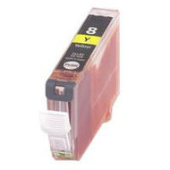 Canon-Compatible-CLI-8-Yellow-(met-Chip)